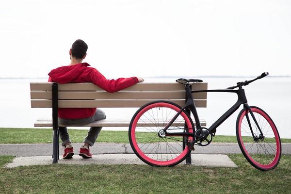 Vanhawks Valour – велосипед с управлением через смартфон. Источник фото: Vanhawks Bicycles