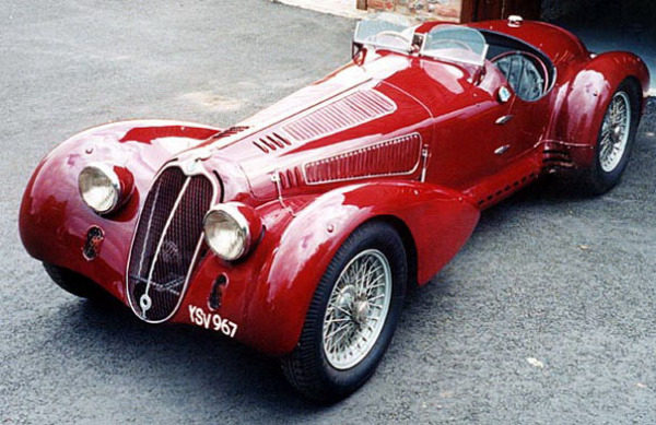 Alfa Romeo 8C 2900, 1937