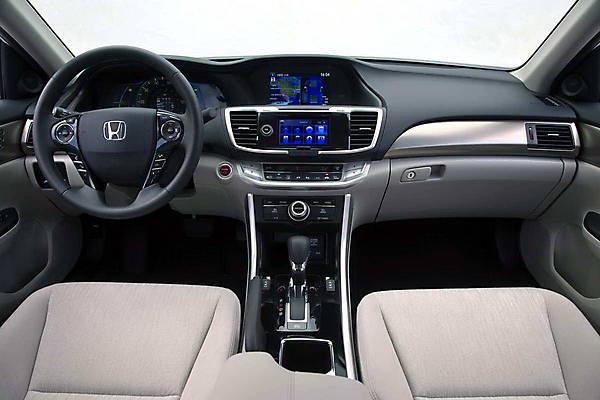 Honda Accord Plug-In