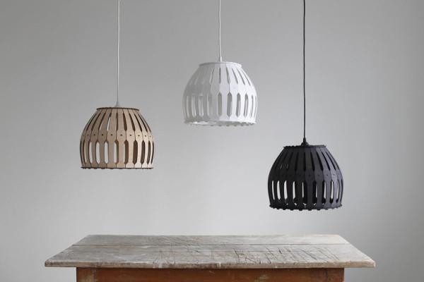 Новая коллекция светильников от Максима Шняка (Maksim Shniak).