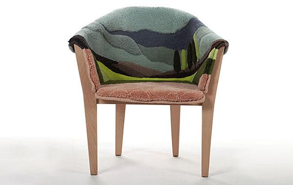 Оригинальный стул Tal Alkabes.