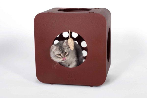 Кошачьи домики Kitty Kasa.