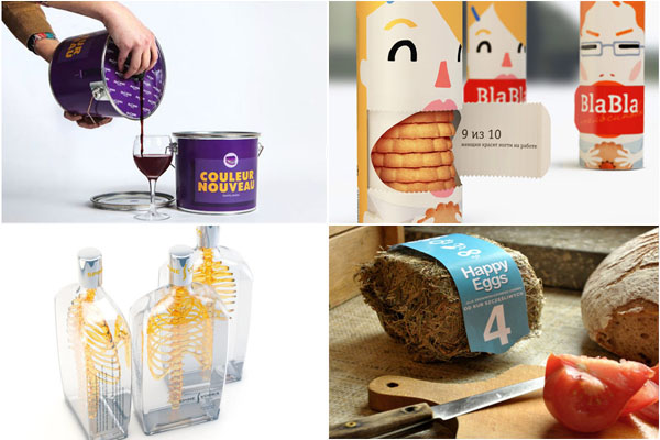 Самые креативные и потрясающие упаковки