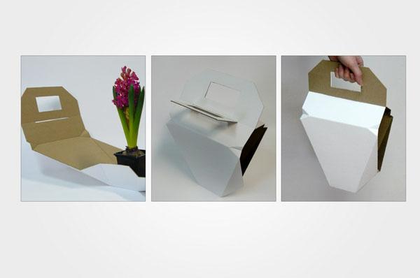 Flower Garden, упаковка для цветов