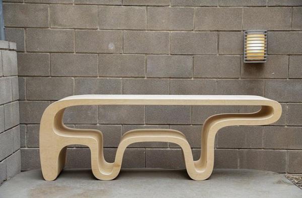 Bear Table. Многофункциональный предмет мебели.