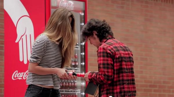 Coca-Cola для студентов.