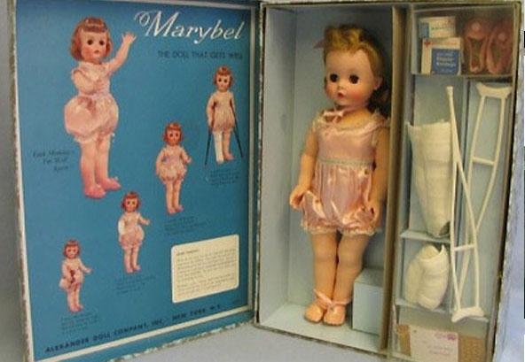 Marybel – самая больная кукла в мире