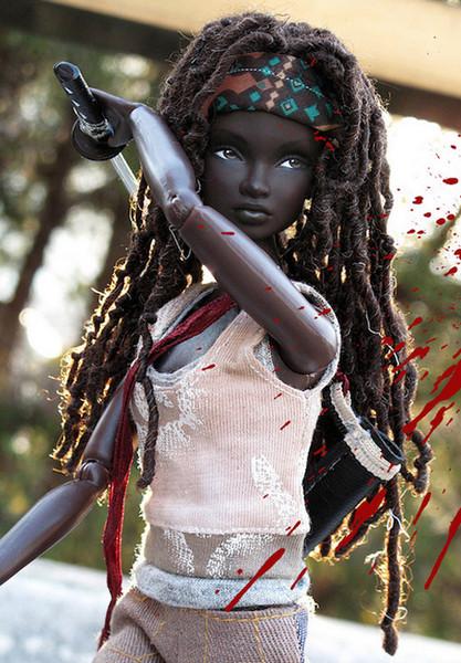 Кукла Барби Michonne