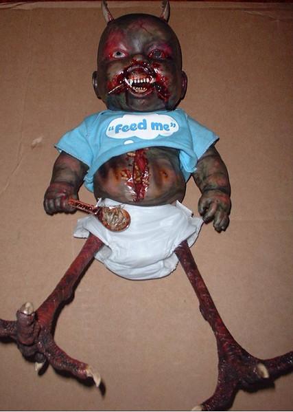 Кукла «Покорми меня»