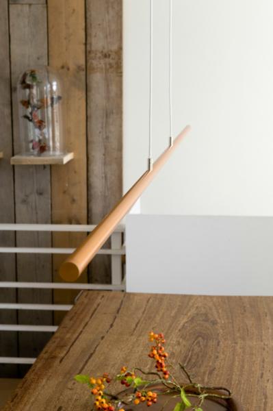 Лаконичный дизайн подвесного светильник от Ferrolight.