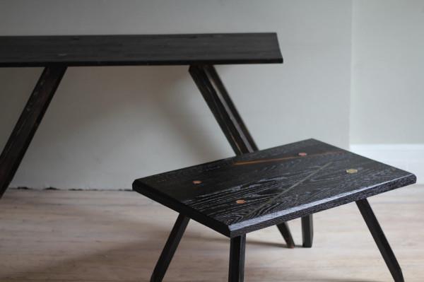 Кофейный столик от Кевина Майкла Бернса (Kevin Michael Burns).