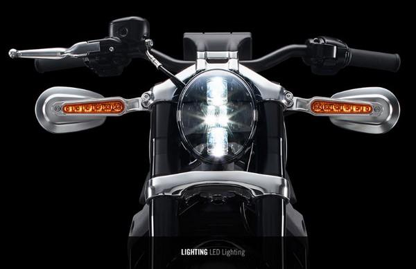 LiveWire – первый электрический мотоцикл от Harley-Davidson