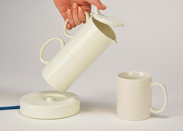 Чайник, экономящий воду и электричество.