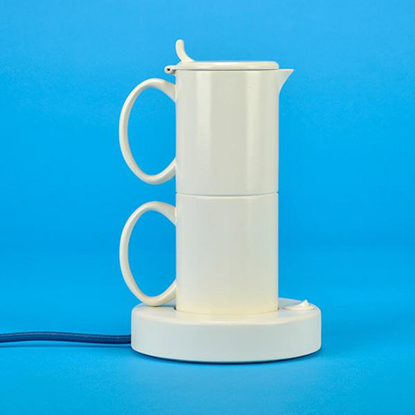Чайник от дизайнера Anna Czaniecka.