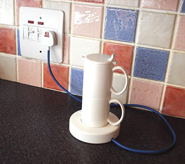 Чайники, позволяющие отмерить точное количество воды.
