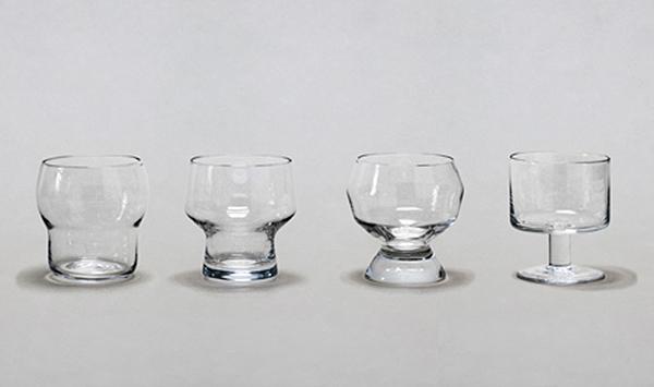 Набор стеклянных бокалов La Famiglia.
