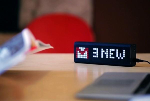 Интерактивное табло LaMetric, которое заменит новостную ленту