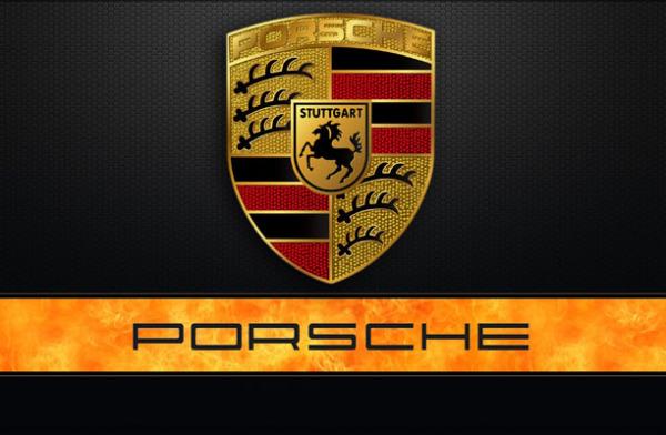 Лого Porsche
