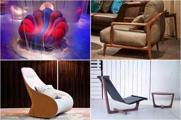 10 современных кресел, способных преобразить дом