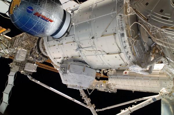 Bigelow Expandable Activity Module – частный модуль Международной космической станции