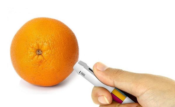 Уникальная ручка, передающая до 16 миллионов цветов и оттенков.