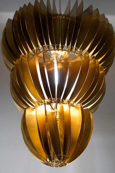 Оригинальные светильники от студии Avni.