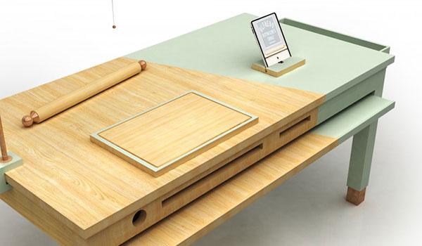 Кухонный стол Alfredo.