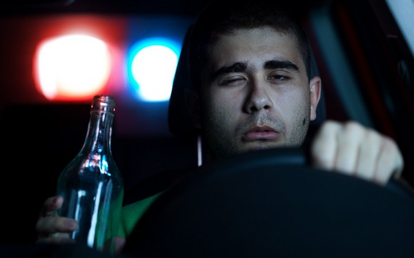 Лазерная система определения опьянения водителя