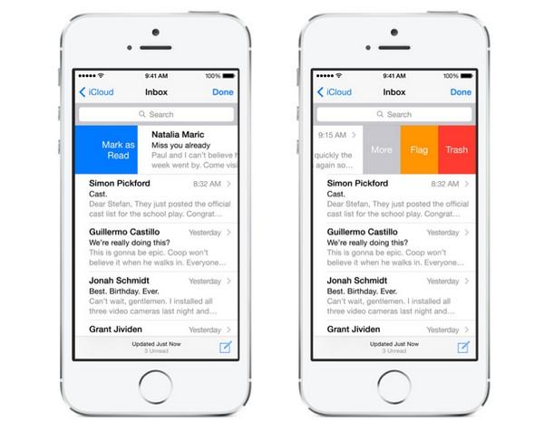 Система передачи текстовых, голосовых и видео сообщений iMessage
