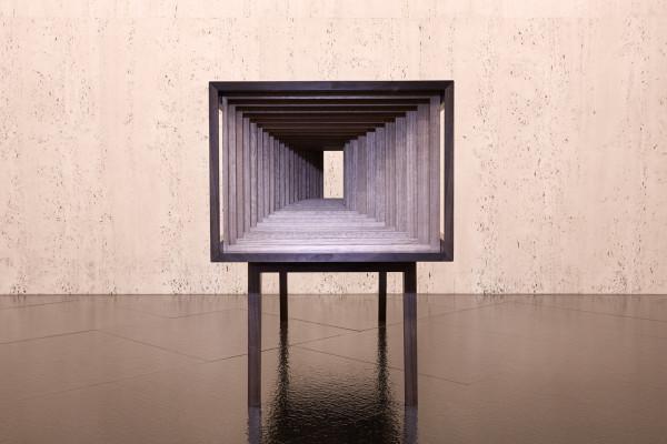 Оригинальный предмет мебели от Brendan Jurich.