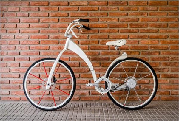 Концепт электровелосипеда Gi Bike.