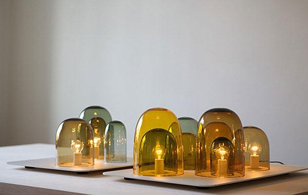 Модные светильники от Daniel Rybakken  и Andreas Engesvik.