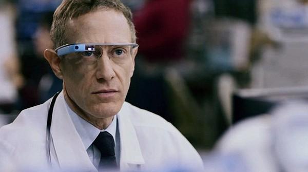 Умные очки Google Glass для врачей