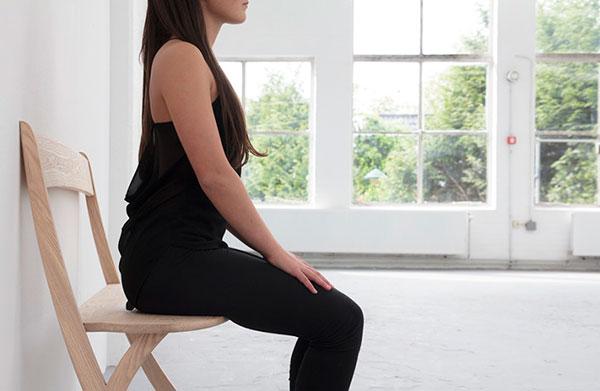 Оригинальная скамейка от Izabela Bołoz.