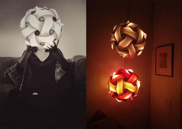 Стильные и оригинальные лампы Loomi.