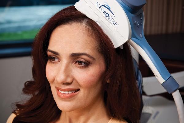 Электромагнитный шлем против депрессии