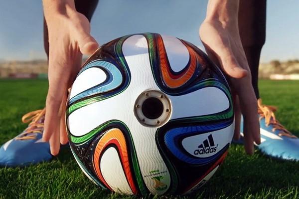 Brazucam – мяч со встроенными камерами