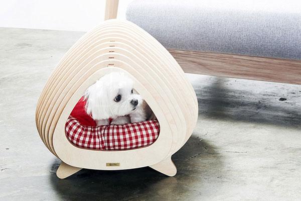 Стильные домики для животных.