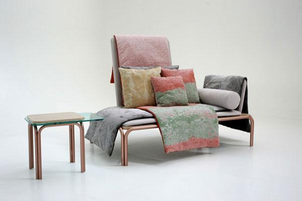 Мебель, вдохновленная венецианским пейзажем.