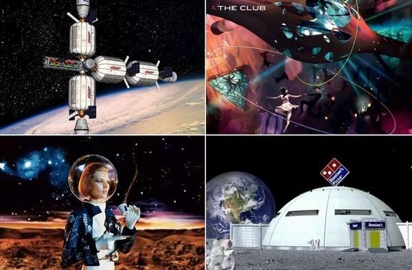 Реальные проекты развлекательных заведений в Космосе