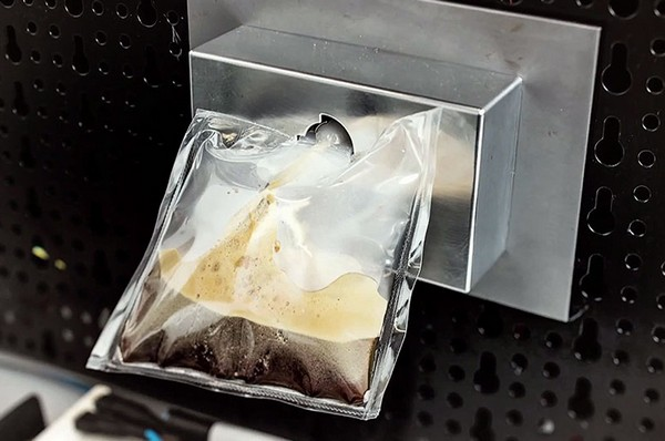 Кофейня ISSpresso от Lavazza на Международной космической станции