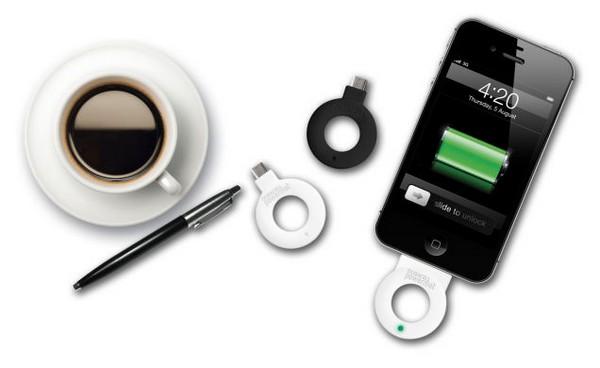 Powermat Spots – беспроводные зарядные станции для телефонов в Starbucks