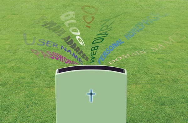 E-Tomb – умная надгробная плита, которая расскажет о покойнике