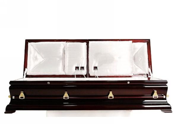 Гроб CataCoffin для мертвых меломанов