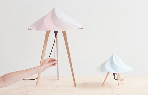 Светильники от дизайнера Constance Guisset.
