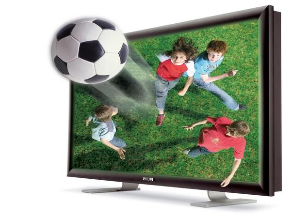 Телевидение в формате 3D