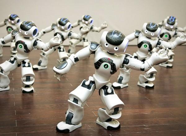 Nao – робот-комедиант