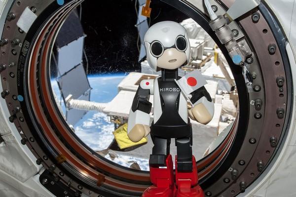 Kirobo – робот-астронавт
