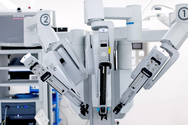 Da Vinci – робот-хирург