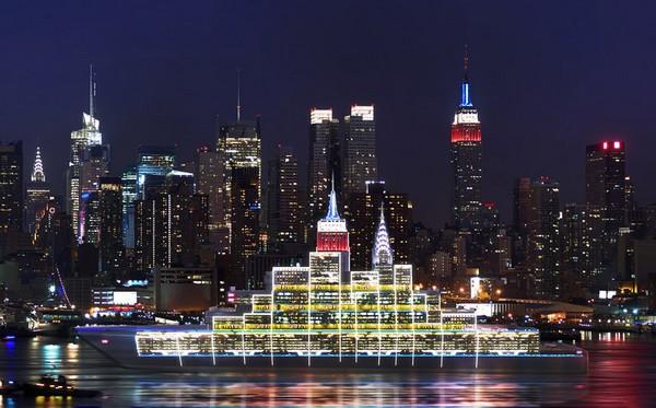Суперяхта Manhattan от Василия Клюкина
